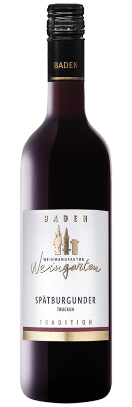 Weinmanufaktur Weingarten Spätburgunder Tradition Rw Qw Baden trocken