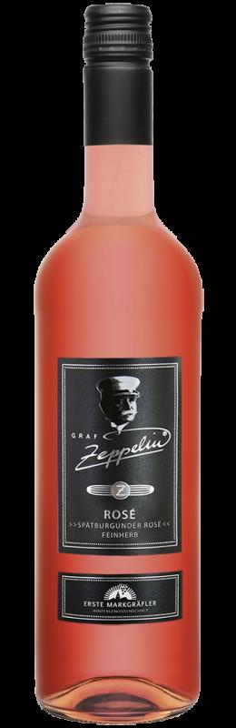 Graf Zeppelin Rosé Baden Qw feinherb