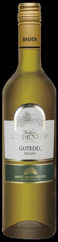 Lindenhof Gutedel Qw Baden trocken