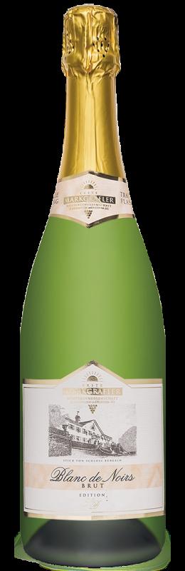Edition Schloss Bürgeln Pinot – Blanc de Noirs Baden Winzersekt b. A. brut