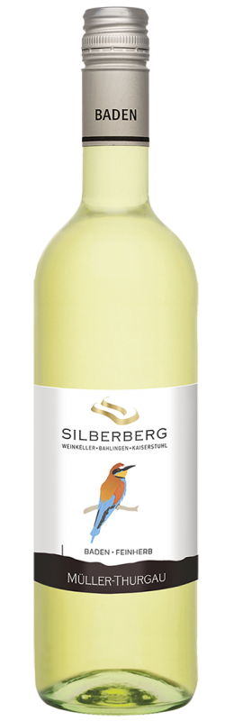 Bahlinger Silberberg Müller-Thurgau Qw Baden feinherb