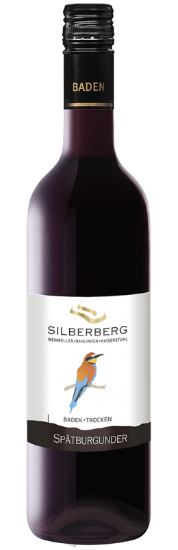 Bahlinger Silberberg Spätburgunder Rw Baden Qw trocken