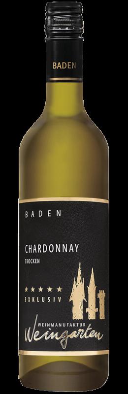 Weinmanufaktur Weingarten Chardonnay Exklusiv Qw Baden trocken