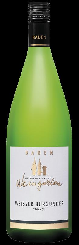 Weinmanufaktur Weingarten Weißer Burgunder Qw Baden trocken