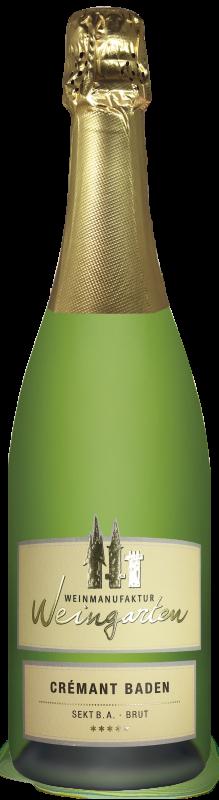 Weinmanufaktur Weingarten Crémant Baden b. A. Brut